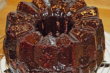 Chocolate Truffle Cake 10