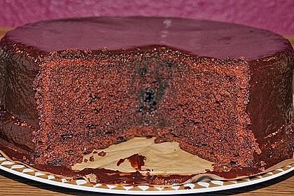 Chocolate Truffle Cake 5