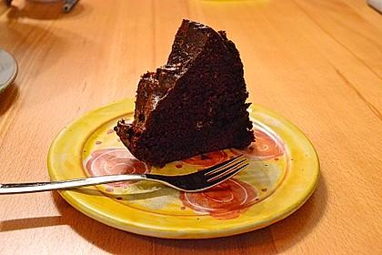 Chocolate Truffle Cake 14