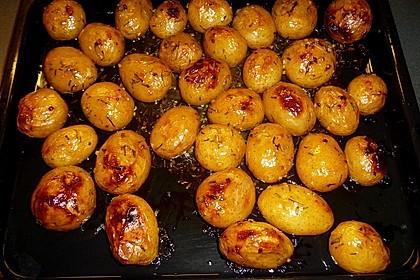 Rosmarinkartoffeln 70