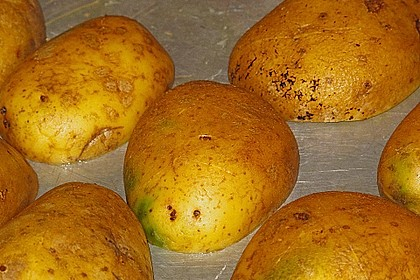 Ofenkartoffeln / Backofenkartoffeln 2