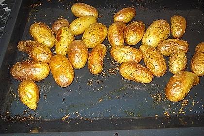 Ofenkartoffeln / Backofenkartoffeln 1