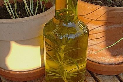 Knoblauchöl selbstgemacht 1