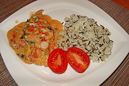 Lachsfilet Indian Style 7
