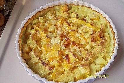 Kartoffel - Kürbis - Curry mit Kokosmilch 1