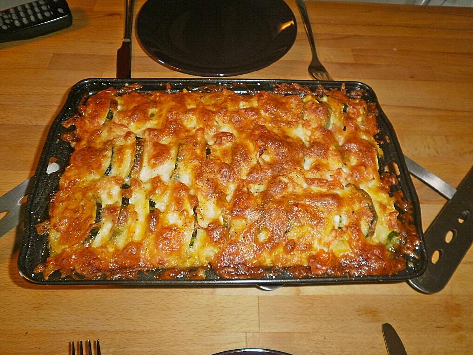 kartoffel zucchini hack auflauf