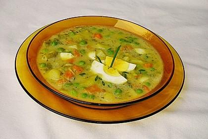 Kartoffel - Eier - Suppe 5