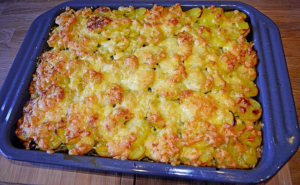Wirsingkohl Kartoffel Auflauf Von Mullumbimbi Chefkoch