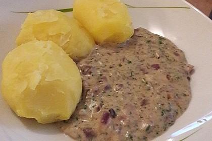 Bechamel - Kartoffeln 4