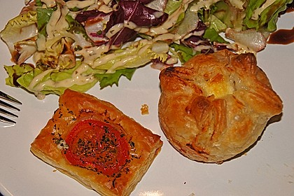 Spinat - Lachs - Muffins 10