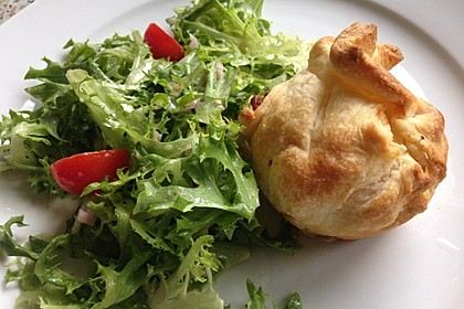 Spinat - Lachs - Muffins 4