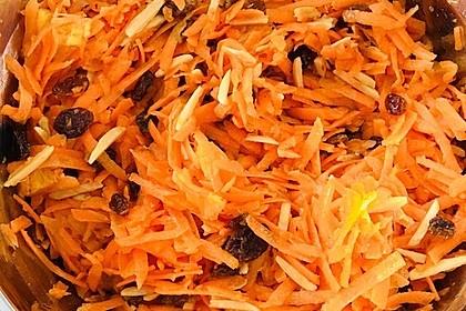 Persischer Karottensalat 1