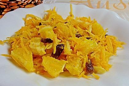 Persischer Karottensalat 2
