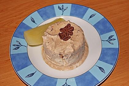 Lebkuchenparfait mit Gewürzorangen 17