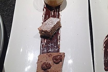 Lebkuchenparfait mit Gewürzorangen 12