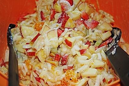 Chicoree - Obstsalat