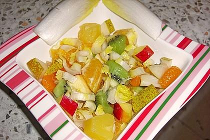 Chicoree - Obstsalat 1