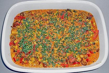 Überbackene Putenschnitzel à la Silke 2