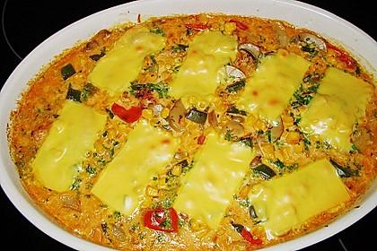 Überbackene Putenschnitzel à la Silke 1