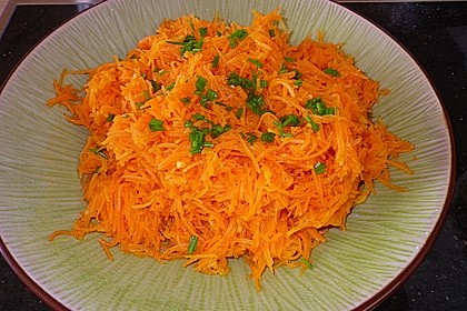 Karottensalat 4