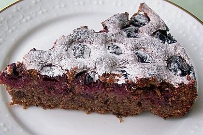Kirsch - Schoko - Kuchen