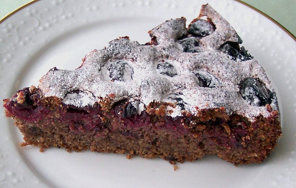 Kirsch Schoko Kuchen Von Ortleb Chefkoch De
