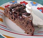 Kirsch - Schoko - Kuchen (Bild)