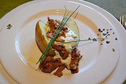 Ofenkartoffeln mit Pfifferlingen 11