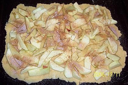 Gedeckter Obstblechkuchen 9