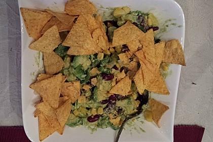 Mexikanischer Bohnensalat (Bild)