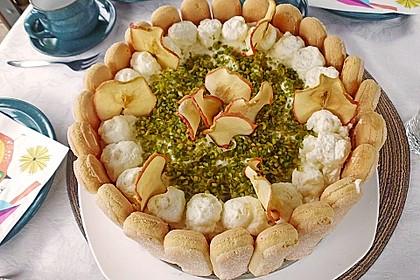 Apfeltraum - Torte 1