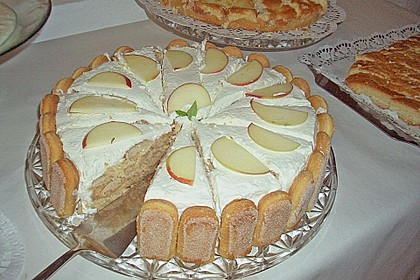 Apfeltraum - Torte 3