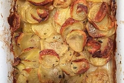 Das beste Kartoffelgratin 127