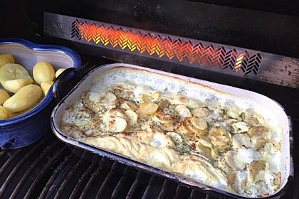 Das beste Kartoffelgratin 153