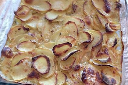 Das beste Kartoffelgratin 148