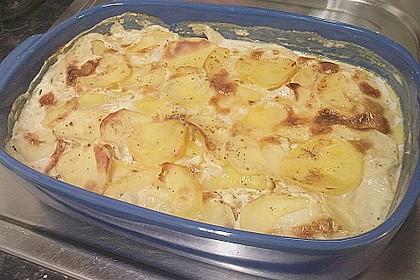 Das beste Kartoffelgratin 117