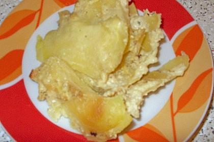 Das beste Kartoffelgratin 170