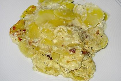 Das beste Kartoffelgratin 111
