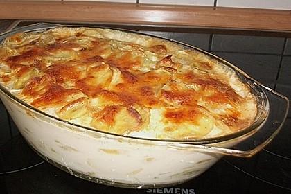 Das beste Kartoffelgratin 25