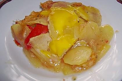 Das beste Kartoffelgratin 147