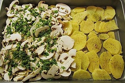 Das beste Kartoffelgratin 105