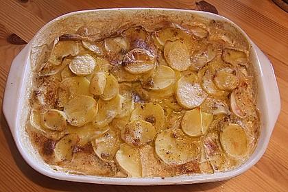 Das beste Kartoffelgratin 67
