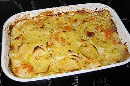 Das beste Kartoffelgratin 30