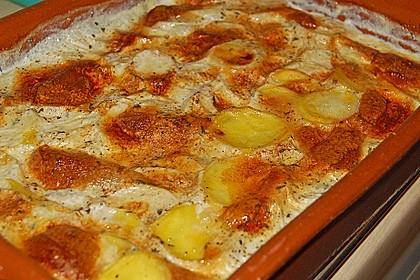 Das beste Kartoffelgratin 14