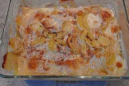 Das beste Kartoffelgratin 114