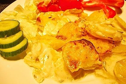Das beste Kartoffelgratin 18