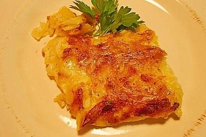 Das beste Kartoffelgratin 1