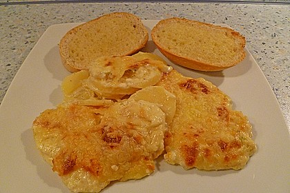 Das beste Kartoffelgratin 78