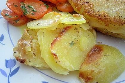 Das beste Kartoffelgratin 56