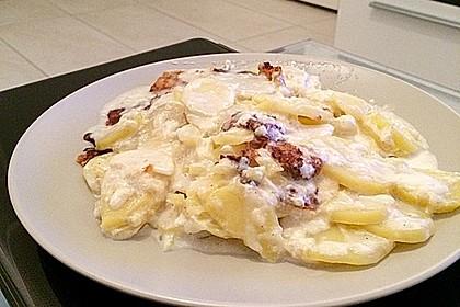Das beste Kartoffelgratin 139